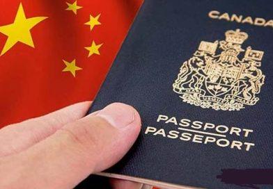 加中人口资源结构经济互补性(Emigrant China and Immigrant Canada)