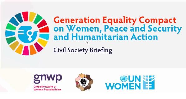 加拿大社团代表出席巴黎2021年联合国妇女代际平等( Generation Equality)高层论坛